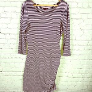 Banana Republic Long Sleeve Dress Sz Medium